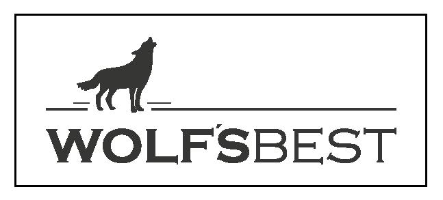 Wolf's Best - Katzen- & Hundefutter-Logo